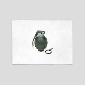 Grenade102410 5'x7'Area Rug