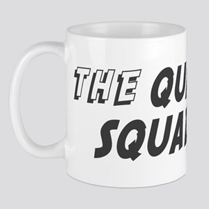 THE QUAD SQUAD Mug