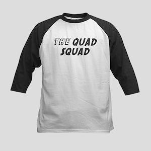 THE QUAD SQUAD Kids Baseball Jersey