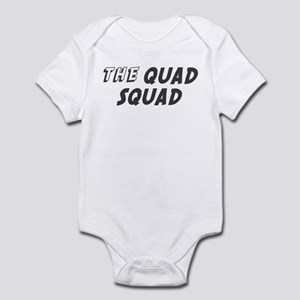 THE QUAD SQUAD Infant Bodysuit