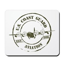 USCG Aviation (C-130) Mousepad