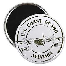 USCG Aviation (C-130) Magnet