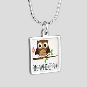 Look Whoo's 60 Owl Birthday Necklaces