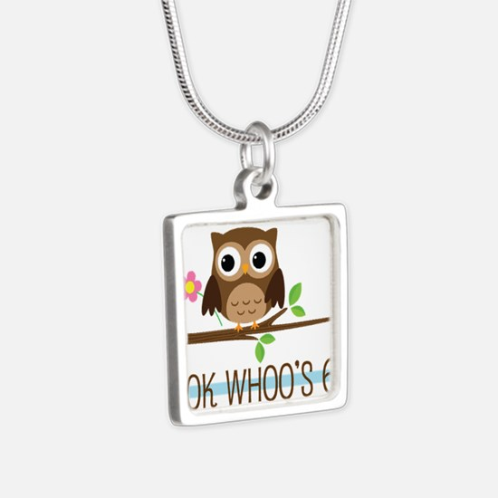 Look Whoo's 60 Owl Birthday Necklaces