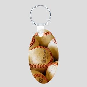 Baseball Balls Keychains