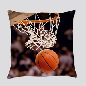 Basketball Scoring Everyday Pillow