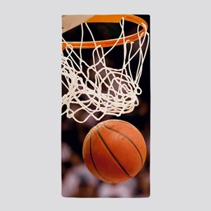 Basketball Scoring Beach Towel