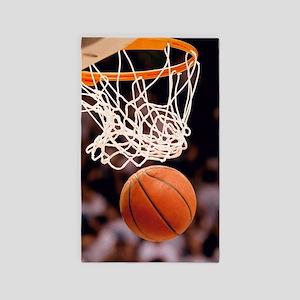 Basketball Scoring Area Rug