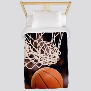 Basketball Scoring Twin Duvet