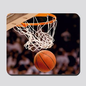 Basketball Scoring Mousepad