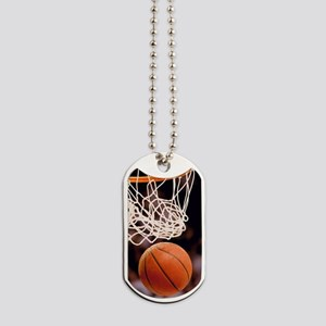 Basketball Scoring Dog Tags