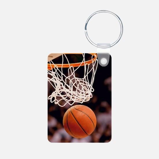 Basketball Scoring Keychains