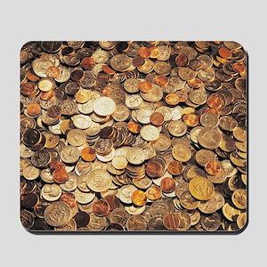 U.S. Coins Mousepad