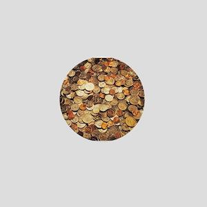 U.S. Coins Mini Button