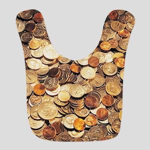 U.S. Coins Bib