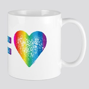 Love Equals Love Mugs