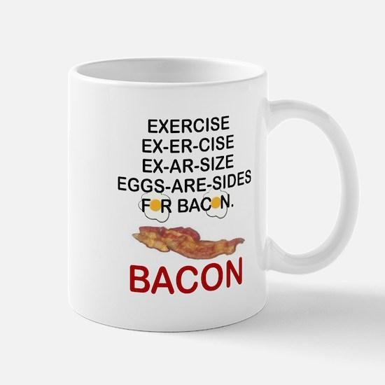 Cute Eggs bacon Mug