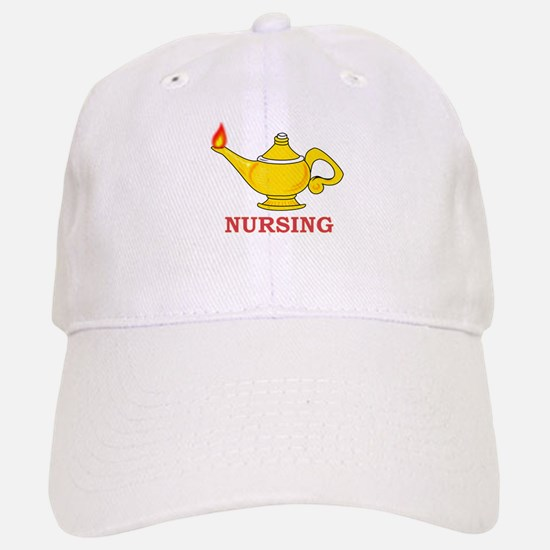 Nursing Lamp Baseball Baseball Cap