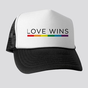 Love Wins Trucker Hat