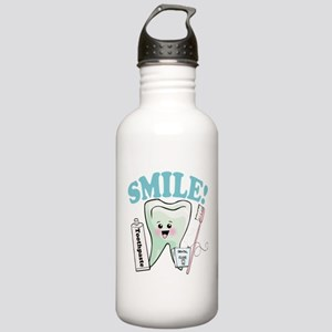 Smile Dentist Dental H Stainless Water Bottle 1.0L