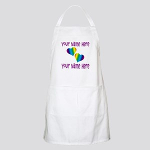 Rainbow Love Apron