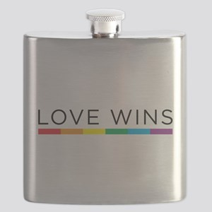 Love Wins Flask