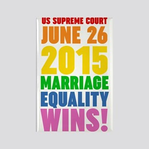 Marriage Equality Wins June 26 2015 Magnets