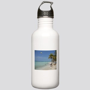 Negril Beach Jamaica Stainless Water Bottle 1.0L