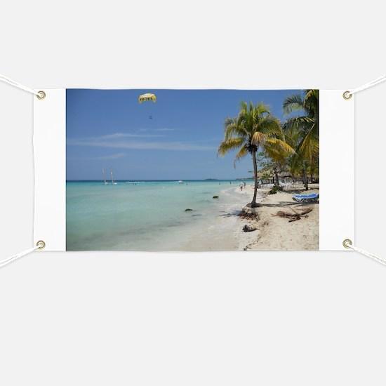 Negril Beach Jamaica Banner