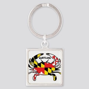 MARYLAND CRAB Keychains