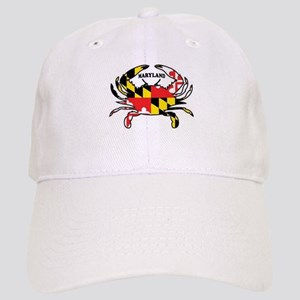 MARYLAND CRAB Baseball Cap