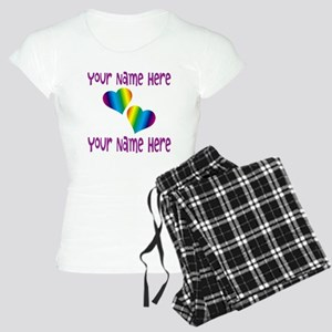 Rainbow Love Pajamas