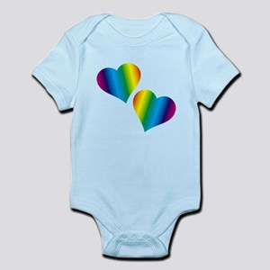 Rainbow Love Body Suit