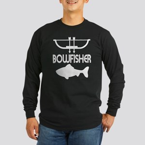 Bowfisher Fisherman Long Sleeve T-Shirt