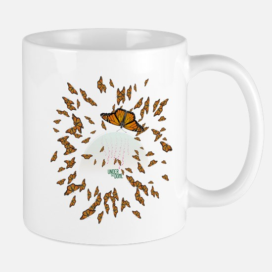 Under the Dome Attack of the Monarchs Mug
