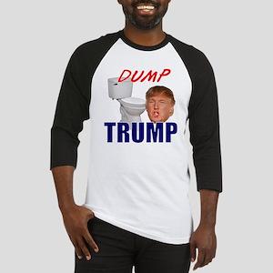 Dump Trump Baseball Jersey