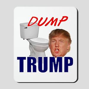 Dump Trump Mousepad