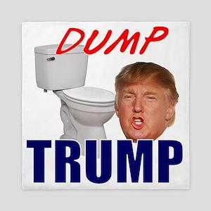 Dump Trump Queen Duvet