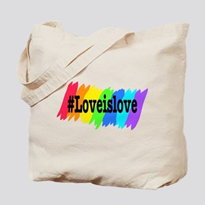 Love is Love Marriage Equality Tote Bag