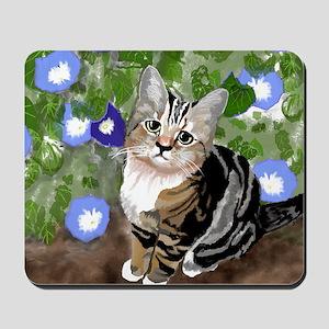 Stewie - The First Kitten Mousepad