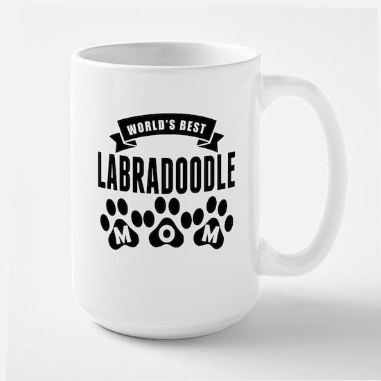 Worlds Best Labradoodle Mom Mugs
