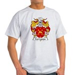 Carregosa Family Crest Light T-Shirt