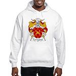 Carregosa Family Crest Hooded Sweatshirt