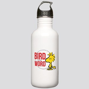 Bird is the Word Stainless Water Bottle 1.0L