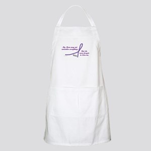 Never Forgets To Love (Mom) BBQ Apron
