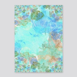 Pastel Dreams 5'x7'Area Rug