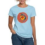 Lizard Kokopelli Sun Women's Light T-Shirt