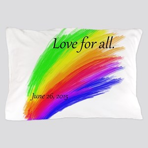 Gay Marriage Pillow Case