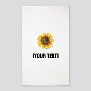 Sunflower Personalize It! Area Rug