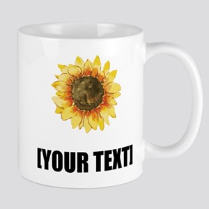 Sunflower Personalize It! Mugs